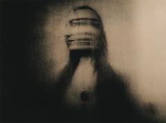 Time Spent Alone (micalngelo) Tags: analog filmphoto alternativephotography alternativeprocess moerschlith portrait lithportrait lithprocess lithprint pinhole realitysosubtlepinholecamera