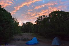 Happy New Year! (NaturalLight) Tags: sunrise camping tent greatsanddunesnationalpark colorado nationalpark sierradesigns clipflashlight
