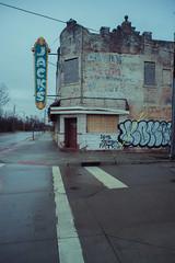JACK'S (IAmTheSoundman) Tags: jake barshick sony a99 m42 takumar manualfocus cleveland ohio urbanexploring urbex abandoned
