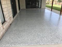 Hone & Seal exterior Brisbane (superiorconcrete5) Tags: epoxyflooring drivewaysealing concretefinishing polishedconcrete brisbane