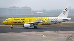 D-ABDU A320 EUROWINGS 'Hertz 100 years'