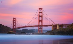Golden Gate Bridge (therealthings.com) Tags: sanfrancisco sf sanfran goldengatebridge goldengate ggb bayarea california cali usa roadtrip travelphotography marshallsbeach sony sonyusa sonyalpha a7riii a7rmarkiii canon70200f4 therealthings ngc