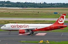 Air Berlin D-ABNV Airbus A320-214 cn/2606 wfu and std at SXF 28-10-2017 reg HB-JJL Edelweiss Air 17-12-2017 @ EDDL / DUS 26-06-2017 (Nabil Molinari Photography) Tags: air berlin dabnv airbus a320214 cn2606 wfu std sxf 28102017 reg hbjjl edelweiss 17122017 eddl dus 26062017