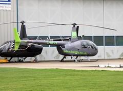 Robinson R-44 G-HFLY Shoreham (oldpeckhamboy1) Tags: shoreham