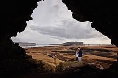 Steve & Megan (LalliSig) Tags: iceland photographer portrait portraiture landscape people engagement loftasalahellir