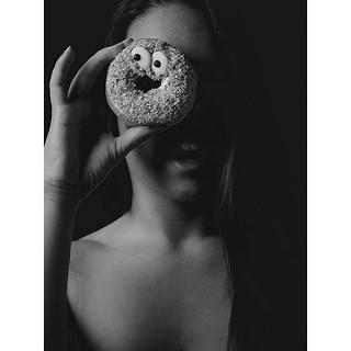 #retrato #portrait #donuts #blancoynegro #blackandwhite #bnw #profoto #profotoglobal #profotob1 #profotob2 #fujifilm #fuji #gfx50s