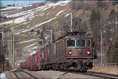 425171, Mülenen (CH), 16/02/19 (bontybermo402) Tags: 191 425191 425171 171 italy mülenen lötschbergbahn lötschberg brownie bls re44