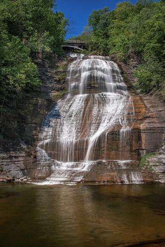 Shequaga Falls (Montour Falls, New York)