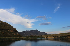 Mountain Lake (Rckr88) Tags: clarens freestate southafrica free state south africa mountain lake mountainlake lakes mountains water dam dams nature naturalworld outdoors travel travelling scenery