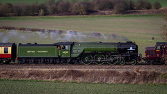 "60163 ""Tornado"" steam locomotive (Rons Images) Tags: 60163 a1 tornadosteamlocomotive"