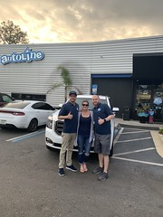Jackie Danese with her new 2017 Yukon (Autolinepreowned) Tags: autolinepreowned highestrateddealer drivinghappiness atlanticbeach jacksonville florida