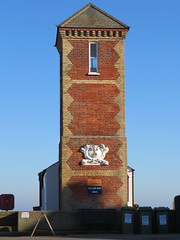 North Lookout Tower (Granpic) Tags: suffolk suffolkcoast aldeburgh lookouttower aldeburghwatchtower