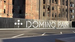 Domino Tilt Clip 15 021619 UHD with music (Michael.Lee.Pics.NYC) Tags: newyork dominopark dominosugar refinery williamsburg brooklyn architecture video tilt landmark sony a7rm2 fe24105mmf4g syrpgenie2