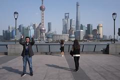 Nameless (Spontaneousnap) Tags: spontaneousnap street shanghai china city like candid documentary people publicareas lifestyle 上海 leicaq takeabreak afternoon asia smile handsup shanghaibund