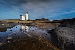 Elie Lighthouse (Fifescoob) Tags: elie fife scotland winter seascape coast eastneuk longexposure leefilters canon 5ds