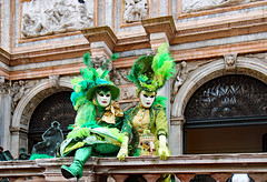 Everything in view (werner boehm *) Tags: wernerboehm italy carnivalofvenice architecture maske venedig