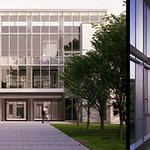 教育研究施設の写真