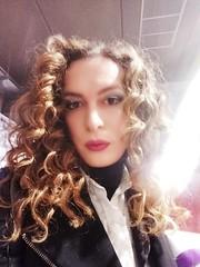 Stefania Visconti (Stefania Visconti) Tags: stefania visconti attrice modella actress model arte artista artist radio intervista transgender travesti tgirl ladyboy crossdresser italian performer