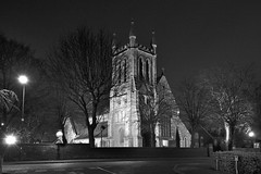 Christ Church, Blakenall, Walsall 03/02/2019 (Gary S. Crutchley) Tags: christ church blakenhall heath bloxwich uk great britain england united kingdom urban town townscape walsall walsallflickr walsallweb black country blackcountry staffordshire staffs west midlands westmidlands nikon d800 history heritage local night shot nightshot nightphoto nightphotograph image nightimage nightscape time after dark long exposure evening travel street slow shutter raw bells bellringing ringing campanology of cofe anglican religion christianity faith worship gospel