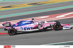 1902280055_stroll (Circuit de Barcelona-Catalunya) Tags: f1 formula1 automobilisme circuitdebarcelonacatalunya barcelona montmelo fia fea fca racc mercedes ferrari redbull tororosso mclaren williams pirelli hass racingpoint rodadeter catalunyaspain