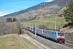 DSC_0041_01_186.282 (rieglerandreas4) Tags: 186282 railpool brennerbahn brennereisenbahn tirol tyrol austria österreich