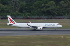 SriLankan (So Cal Metro) Tags: airline airliner airplane aircraft plane jet aviation airport singapore sin changi