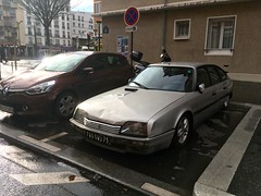 1988 Citroen CX25 GTI Turbo 2 (mangopulp2008) Tags: 1988 citroen cx25 gti turbo 2