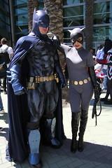 WonderCon 2019 - Batman and Catwoman (W10002) Tags: batman batmancosplay catwoman catwomancosplay wondercon wondercon19 wondercon2019 comiccon cosplay dc dccomics dccosplay