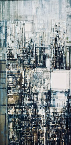 New Amsterdam I (1970) - Vieira da Silva (1908-1992