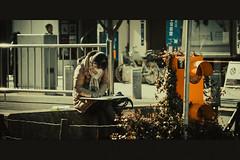 寫生 (Edge Lee) Tags: cinematic tokyo 東京 jpn japan 日本 street 街拍 sony sonyalpha a72 a7ii a7m2 fe55mm fe1635 sonycameraclub a7 streetshot streetsnap 寫生
