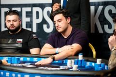 Soner Vanelderen (World Poker Tour) Tags: 888poker wptds malta world poker tour deepstacks final table day 3