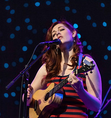 Mandy Harvey @ Triple Door (Kirk Stauffer) Tags: kirk stauffer photographer nikon d5 adorable amazing attractive awesome beautiful beauty charming cute darling fabulous feminine glamour glamorous goddess gorgeous lovable lovely perfect petite precious pretty siren stunning sweet wonderful young female girl lady woman women live music tour concert show stage gig singer singing songwriter vocals performer musician band lights lighting indie pop folk long redhead red hair ginger freckles green eyes white teeth model tall short fashion style portrait smile smiling agt bokeh