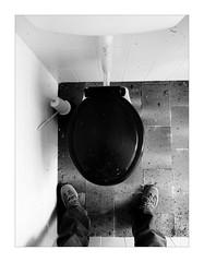 Almost ready (Franco & Lia) Tags: pisser latrine toilet abandoned abandonment rudere toilette bagno biancoenero noiretblanc schwarzundweiss blackwhite sangavino