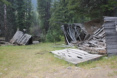 Coolidge, Montana (TexasExplorer98) Tags: historic ghosttown hiking forest nationalforest pioneermountains pioneermountainscenicbyway coolidge montana