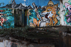 Foxy (Capt' Gorgeous) Tags: wernworks neath britonferry wales industry urbex derelict factory