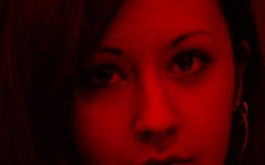 Planet Caravan (Elena SGnight) Tags: self myself face faces expression selfie selfshot girl red filter eyes mouth filters contrast cut musoc music black contrasts sature saturation sony portrait selfportrait mirror serious smile smiles young earrings earring nose redandblack rock hair blackhair dark darkness rare weird strange creep look looked looks eye brown browneye browneyes color colors colorful me makeup world people human humans lips