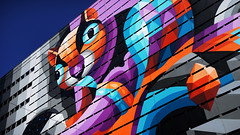 - Mural IAmEelco (2) - (Jacqueline ter Haar) Tags: hengelo mural iameelco parkeergaragedebeurs heartlane