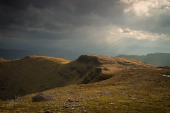 Sgùrr a' Chaorachain (GenerationX) Tags: applecrosspeninsula barr bealachnabà canon6d highlands kishorn neil scotland scottish sgùrrachaorachain clouds landscape mountains sky