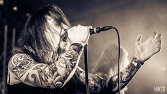 Amorphis - live in Kraków 2019 fot. Łukasz MNTS Miętka-23