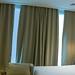 Gesamtansicht des Hotelzimmers für zwei Personen im