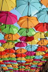 Parapluie (manakel) Tags: paris manakel rueroyale villageroyal 8thdistrict 8ème parapluie umbrella color couleur ciel sky