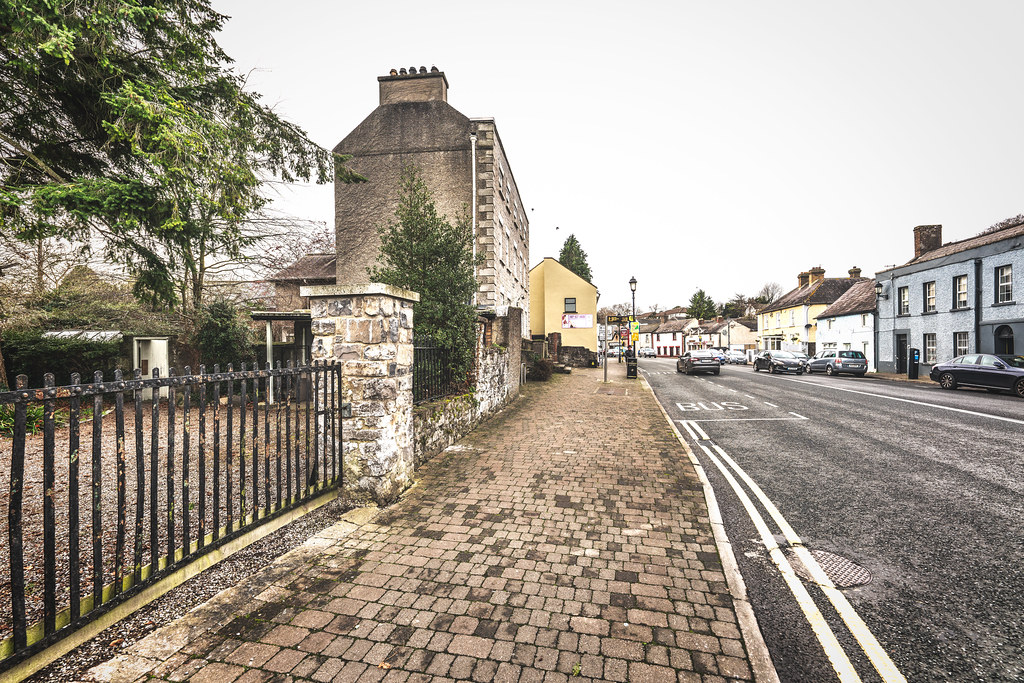 EARLIER THIS WEEK I VISITED LEIXLIP [COUNTY KILDARE]-148557