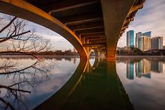 Austin (Arun Sundar) Tags: austin downtown skyline bridge longexposure texas arun canin canon