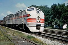 CB&Q FT 115D (Chuck Zeiler48Q) Tags: cbq ft 115d burlington railroad emd locomotive sandwich train alchione chz