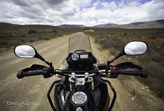 Yamaha 660 tenere (Etwin1) Tags: yamaha motorcycle yamahaxt660tenerebarrydale littlekaroo adventuretravel