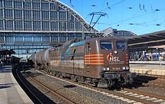 151-145-0 in Bremen 15-02-2019 (roestkrabber_hz) Tags: 1511450 151 db hsl lok lokomotive train trein zug rails railroad spoor schienen gleis