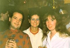 100_NewYearsEve1987 (wrightfamilyarchive) Tags: new years eve 1987 1980s 80s eighties neil batstone debbie linda