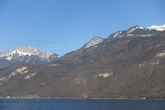 Doussard @ Walk in Sources du Lac d'Annecy (*_*) Tags: february afternoon 2019 hiver winter savoie sourcesdulacdannecy walk randonnée nature hiking mountain marche europe france hautesavoie 74 annecy doussard