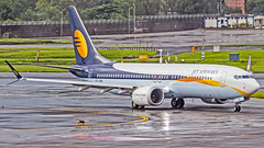 Jet Airways Boeing B737-8MAX VT-JXB Mumbai (VABB/BOM) (Aiel) Tags: jetairways boeing b737 b7378max b737max vtjxb mumbai canon60d tamron18400
