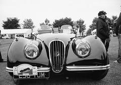 Ricoh 500RF - Agfa APX 100 (22) (meniscuslens) Tags: vintage car kop hill climb princes risborough event show film camera ricoh 500rf agfa apx buckinghamshire